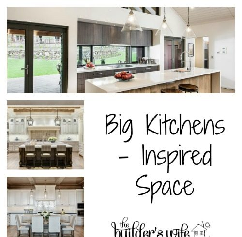 Big Kitchens – Inspired Space