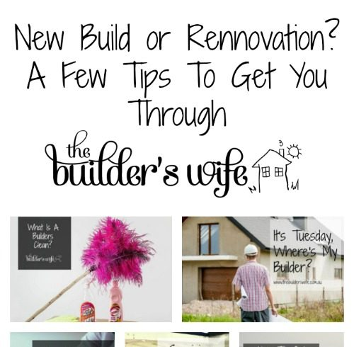 New Build Or Renovation – A Few Tips To Get You Through