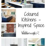 Coloured Kitchens – Inspired Space