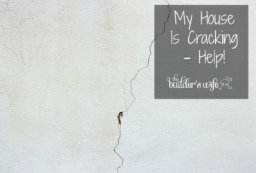 There Are Cracks In My House, Help!