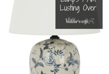 9 Table Lamps I Am Lusting Over – Nic's Pick