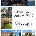 England Tour – Andover Part 2