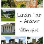 England Tour – Andover