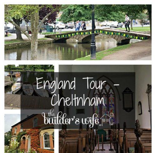 England Tour – Cheltenham