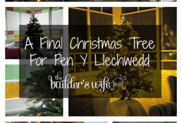 A Final Christmas Tree For Pen Y Llechwedd