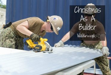 Christmas As A Builder