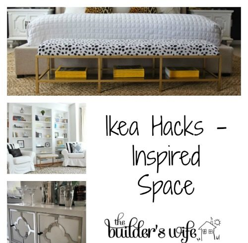 Ikea Hacks – Inspired Space
