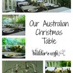Our Australian Christmas Table