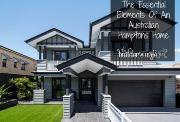 The Essential Elements Of An Australian Hamptons Home