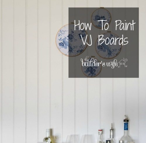 How To Paint VJ Boards