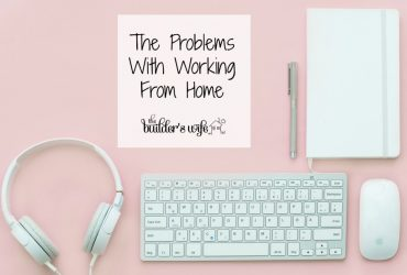The Problems With Working From Home
