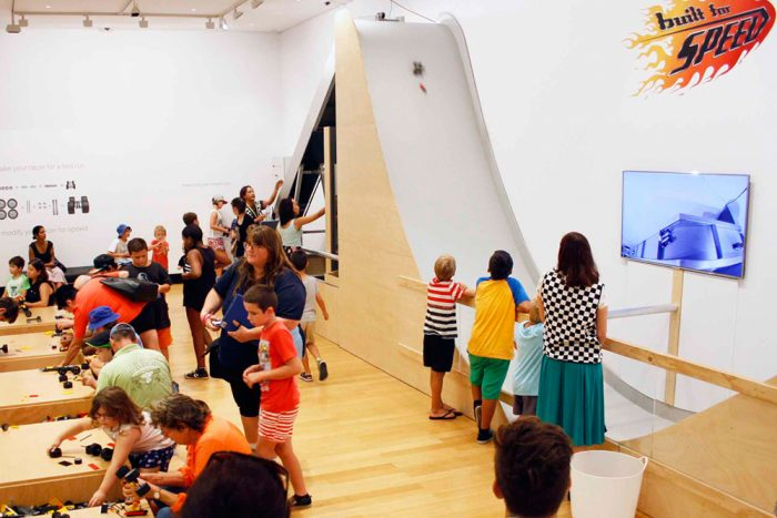 ipswich art gallery kids