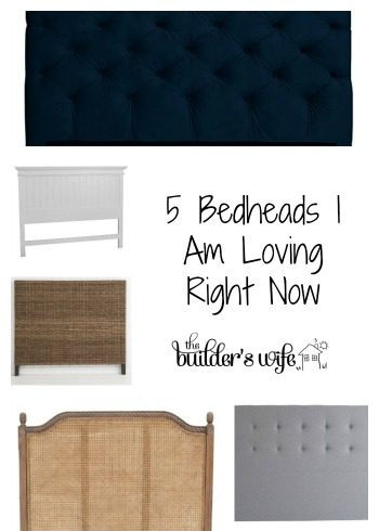 5 Bedheads I Am Loving Right Now