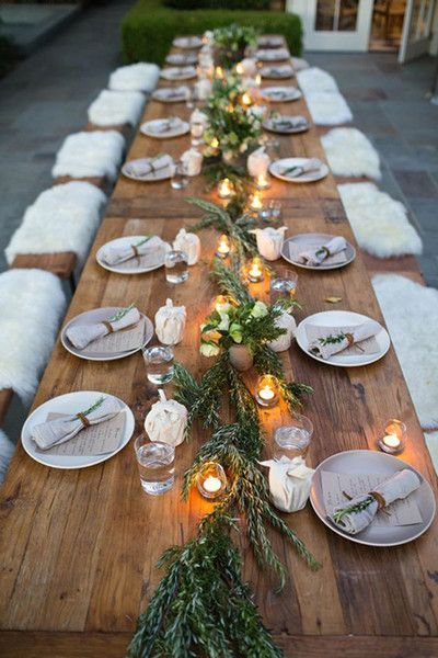 Summer Table Setting Ideas - The Builder\'s Wife