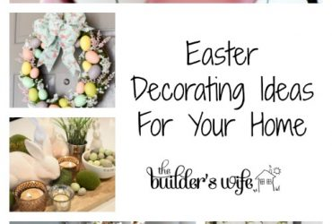 Easter Decorating Ideas For Your Home
