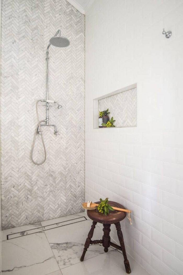 master bathroom planning