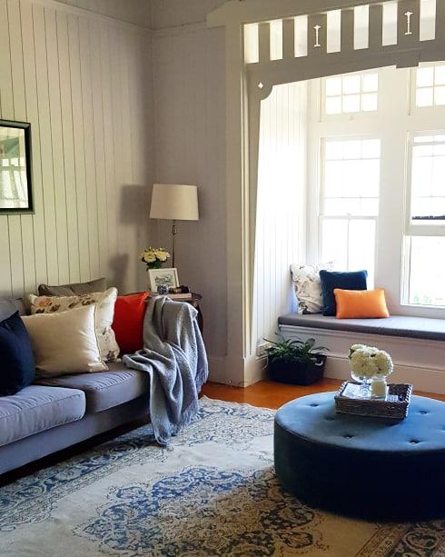 create a warm home