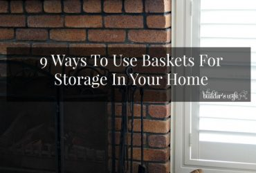 9 Ways To Use Baskets For Storage In Your Home