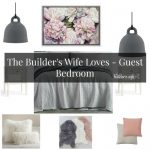 The Builder's Wife Loves – Guest Bedroom