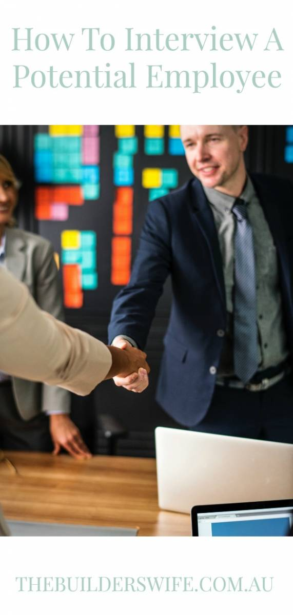 Employer Interviewing Best Practices