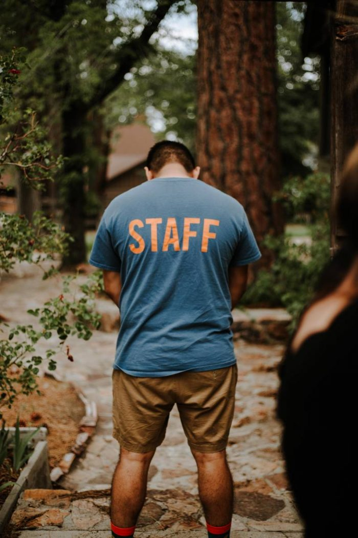 reataining staff