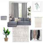 Lounge Room Refresh Mood Board